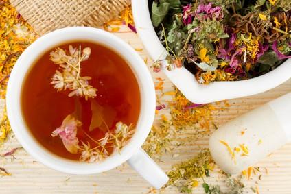 При беременности травяной чай